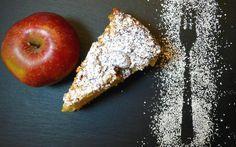 Ein Apfelkuchen mit nur fünf Zutaten, der leicht zu machen ist und schmeckt? Haben wir hier!