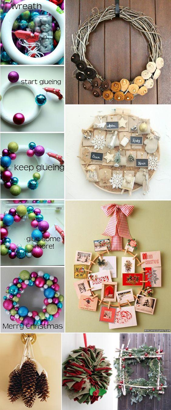 decoração-para-natal-barata-faça-em-casa-3                                                                                                                                                      Mais