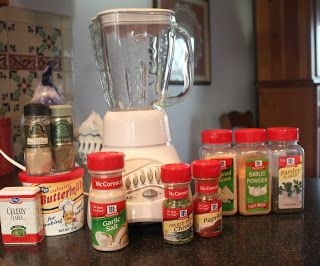 Gluten Free Ranch Dressing Mix | Life After Bread