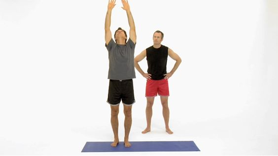 Dr Oz 39 S 7 Minute Morning Workout Yoga Workouts A Few A
