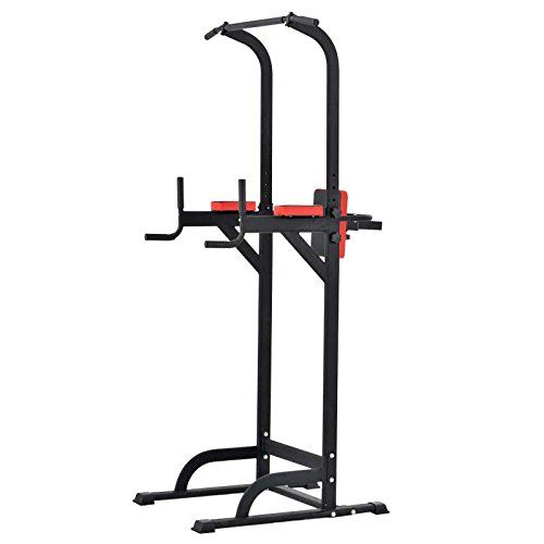 Pullup Fitness Barre De Traction Ajustable Station Musculation Dips Station Chaise Romaine Equipement De Musculation Station Musculation Appareil Musculation