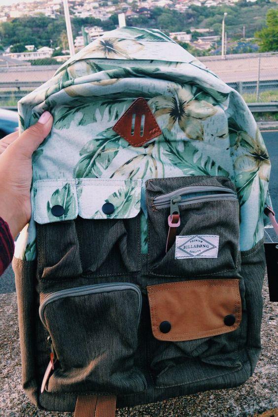 Billabong Backpack                                                                                                                                                      More
