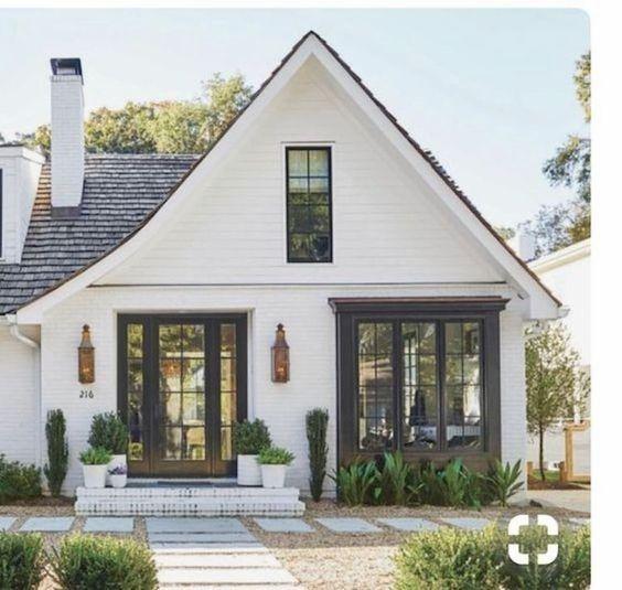 33 Beautiful Modern Farmhouse Exterior Design Ideas 1 画像あり