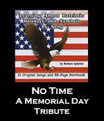 memorial day songs for first grade