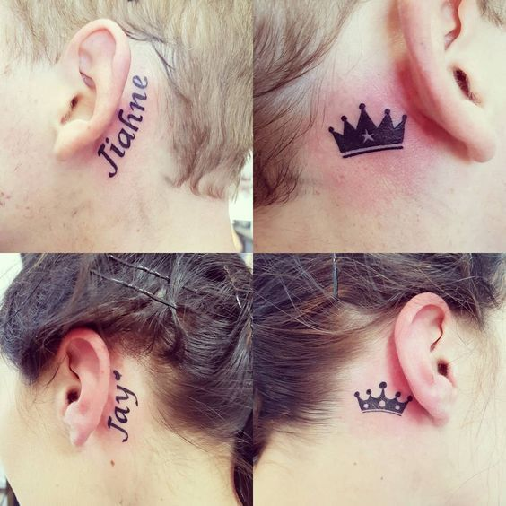 Matching Tattoos For Couples 36 Ideas You Ll Want To See Matching Tattoos Matching Couple Tattoos Tattoos
