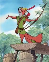 Oodelali Golly what a day! Robin Hood!