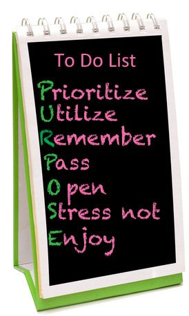 Is your to-do list making our feel worse then before you began? You're doing it wrong!