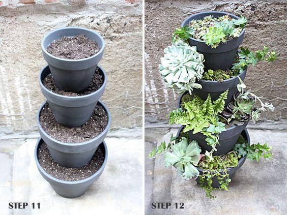 How to Make a Planterfall