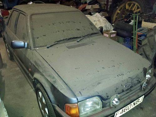 1988 Ford Orion 1 6i Ghia 1988 Ford Orion 1 6i Ghia Bodykit