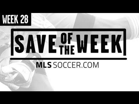 FOOTBALL -  MLS Save of the Week Nominees: Week 28 - http://lefootball.fr/mls-save-of-the-week-nominees-week-28/