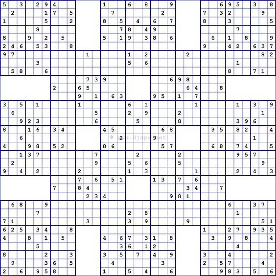 super sudoku online
