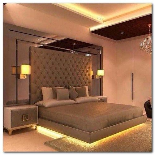 30 Newest Master Bedroom Ideas For Wonderful Home 13 All About Home Decor Luxury Bedroom Master Modern Bedroom Interior Luxurious Bedrooms