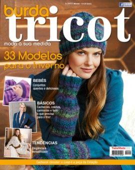 burda tricot Outono / Inverno 2011
