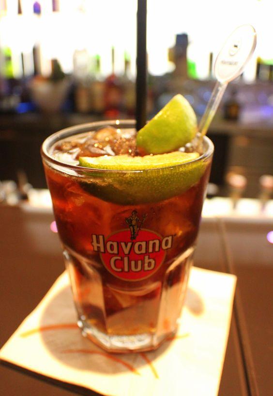 Havana Club night @L a Cubana Cocktail & Cigar bar ...