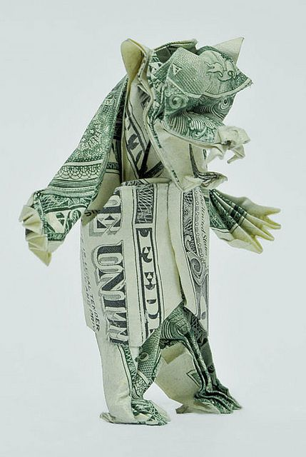 Insane-Money-Origami:
