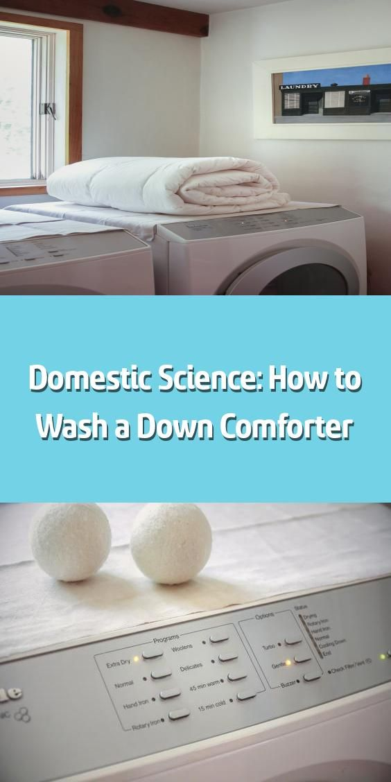 Domestic Science How To Wash A Down Comforter Over The Past Several Months We Ve Been Touting The Benefits Of In 2020 Down Comforter Mattress Cleaning Clean Bed