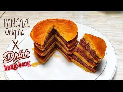 Resep Pancake Original Lapis Drink Beng Beng Anti Gagal Youtube Makanan Kue Dadar Cemilan