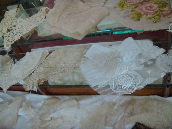 Antique Laces - Habadash Shop Stock