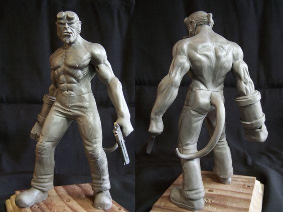 Hellboy by AliasGhost