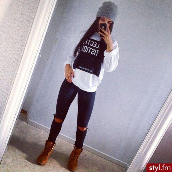 Pretty Girl Swag  pants accessories beanie