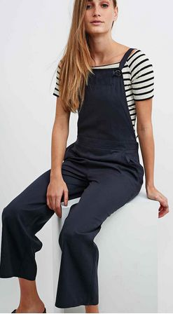 http://www.urbanoutfitters.com/uk/catalog/productdetail.jsp?id=5131467780005&category=WOMENS-DRESSES-EU Dungaree jumpsuit £69 Keep it easy for yourself this spring. With this dungaree jumpsuit you can just throw it on with a simple t-shirt and you're ready to go, this way you can have more beauty sleep :)