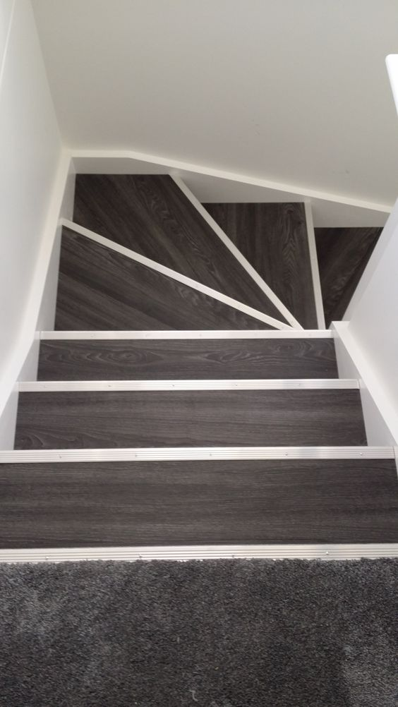 Stairs Stair Nosing And Aspen On Pinterest