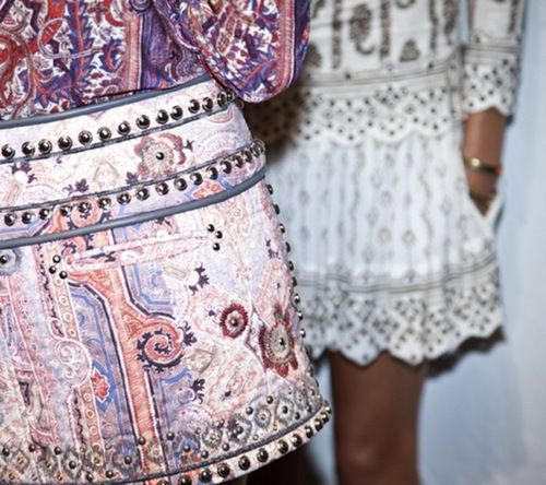 fabric from SS13 Isabel Marant collection