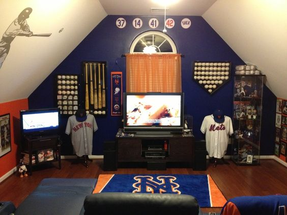 Image result for mets man cave