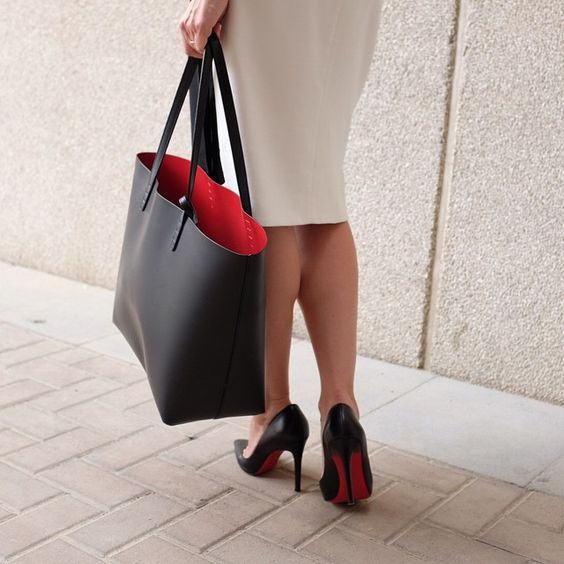 louboutin pigalle black 100