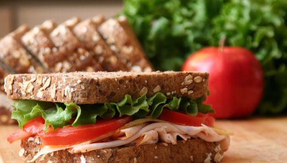 Vollkorn Sandwich