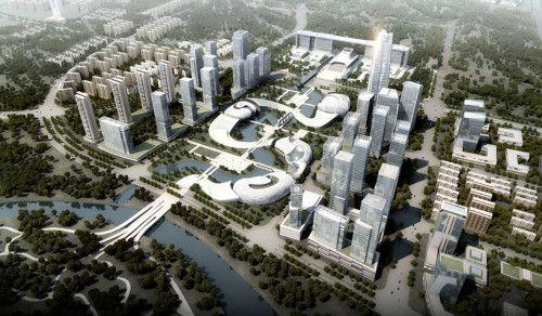 Yichang New District Master Plan | amphibianArc - Arch2O.com