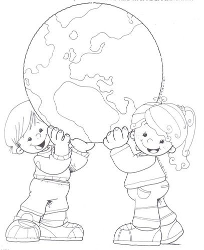 we hold the Earth in our hands: