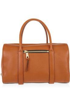 CHLOÉ  Madeleine leather duffle bag  $2,130