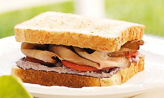 sanduiche de rosbife