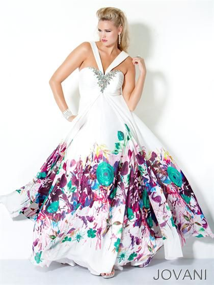 My prom dress :)