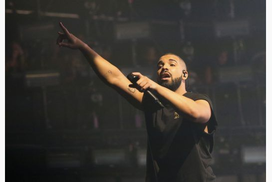Spotify announced its end-of-the-year list Tuesday, Dec. 1, 2015, and said Drake was the most streamed artist of the year globally, earning 1.8 billion streams in 2015.