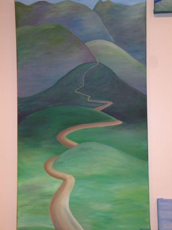 Climb my-paintings