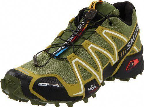 Salomon Men's Speedcross 3 Climashield Trail Running Shoe