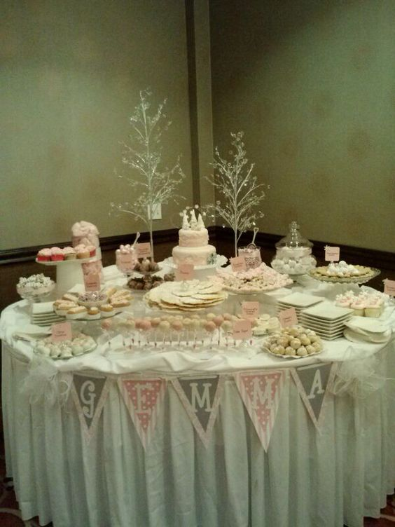 Winter Wonderland Baby Showers ~ Winter wonderland baby shower pinterest