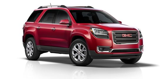 The new 2017 GMC Acadia Ð¡ars Pinterest