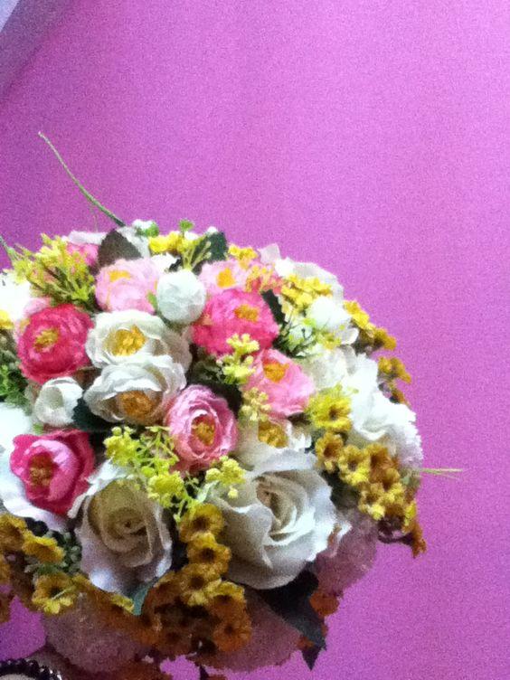Wedding flower! Love flora!