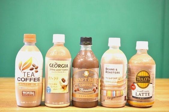 ペットボトルも 最新コーヒー事情 Infoseekニュース コーヒー コンビニ コーヒー ペットボトル