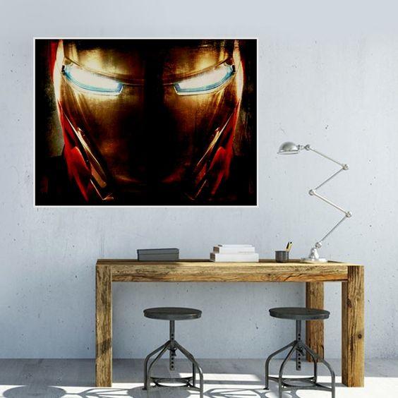 Póster Iron Man 2 | Señor Cool