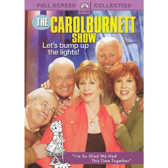 The Carol Burnett Show: Let's Bump Up the Lights! (Paramounts Full Screen Collection)
