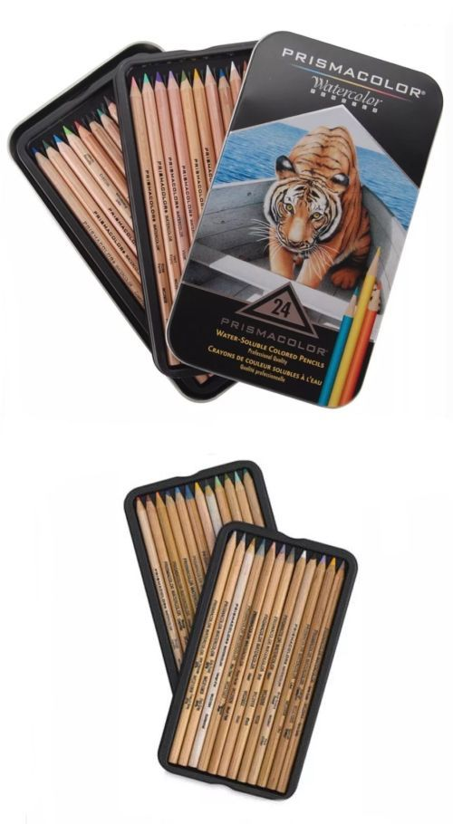 Art Pencils And Charcoal 28108 Prismacolor Premier Colored