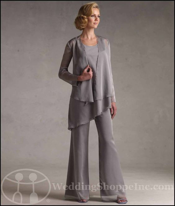 Pant Suits For Mother Of The Groom Wedding Feminine Bride At Pe Inc Pinterest