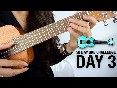 Day 3 How To Play The Chromatic Scale 30 Day Ukulele Challenge Youtube Ukulele Chords Songs Ukulele Songs Ukulele