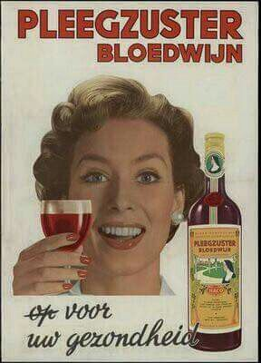 Pleegzuster bloedwijn: