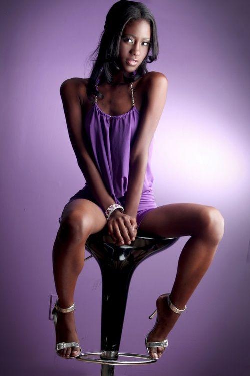 Ebony Female Strippers