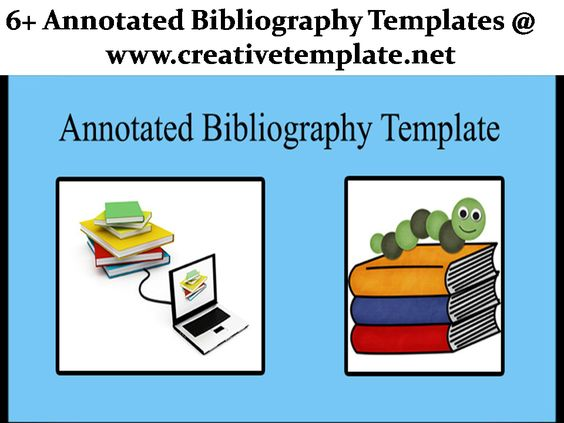 Download Stunning Bibliography Templates @    www - annotated bibliography template